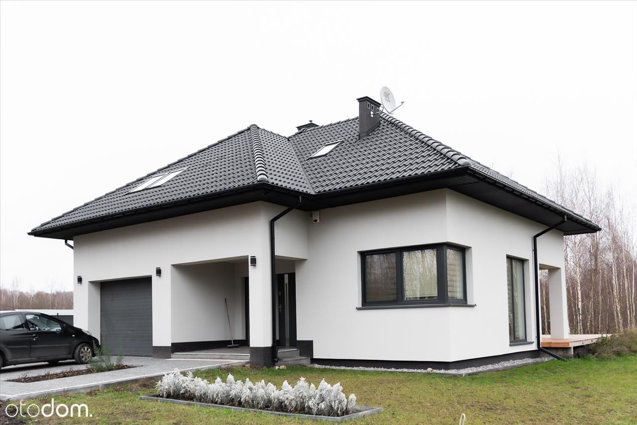 Nowoczesny dom w spokojnej okolicy, Radom Długojów