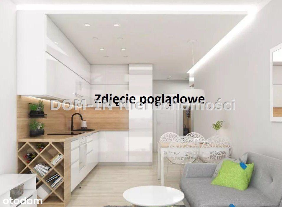 M-4 Zdrój, parter, kuchnia z oknem