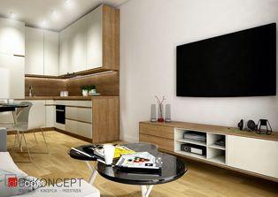 2-pokojowe mieszkanie na parterze + taras! 2.0.12