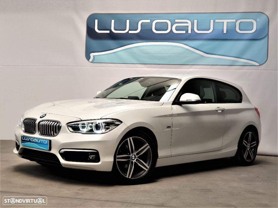 BMW 116 d EDynamics Line Urban - 1