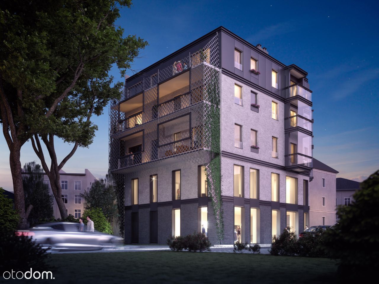 Apartament w luksusowej kamienicy Kopernika 7
