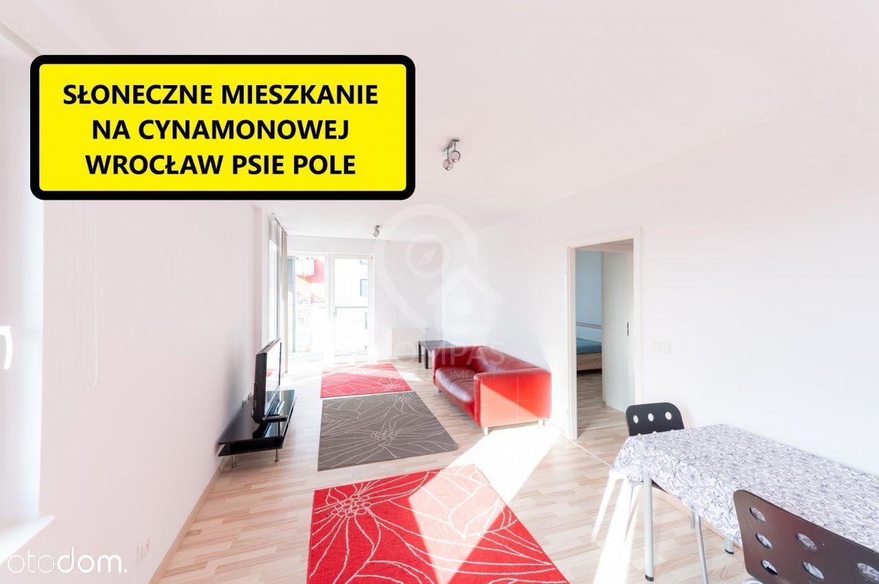 Słoneczne mieszkanie na Cynamonowej