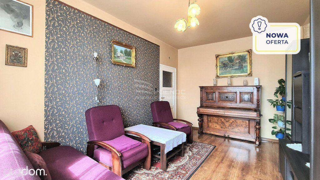 Rozkładowe mieszkanie, 62 m2 - 3 pokoje w centrum