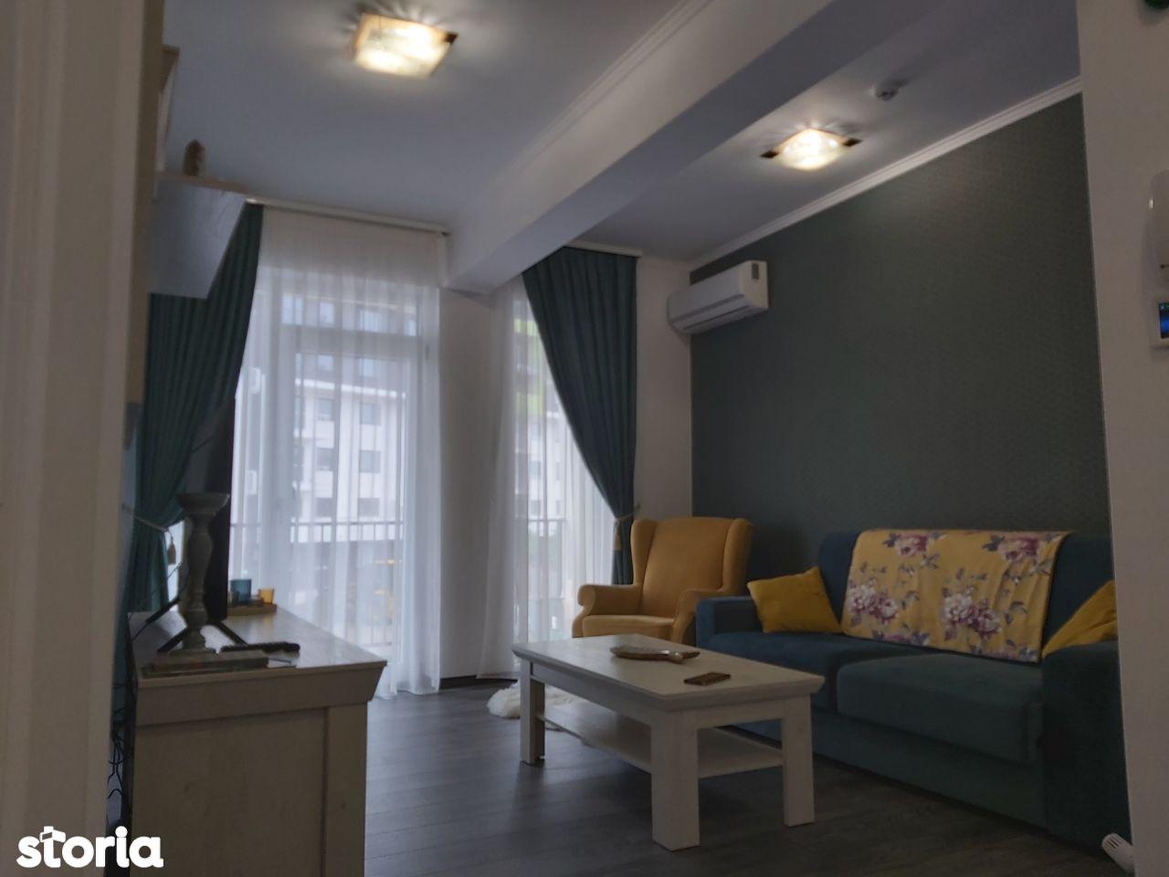 Apartament 3 camere de inchiriat, bloc nou Xenopol - zona Prima Shops