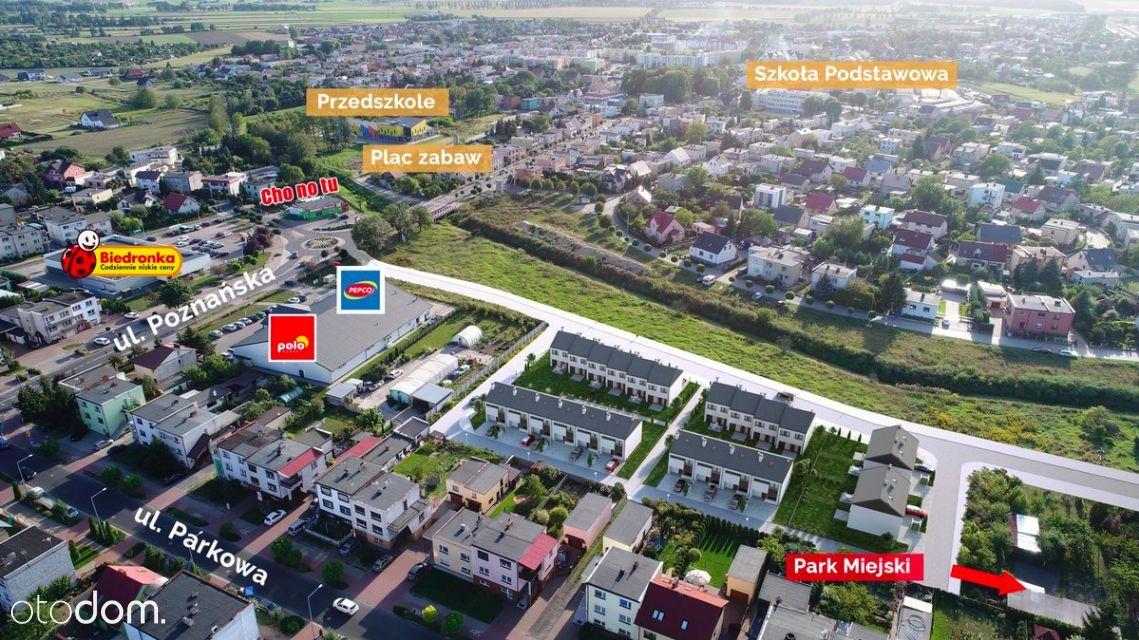 Dom w cenie mieszkania!!! - nowy dom szeregowy
