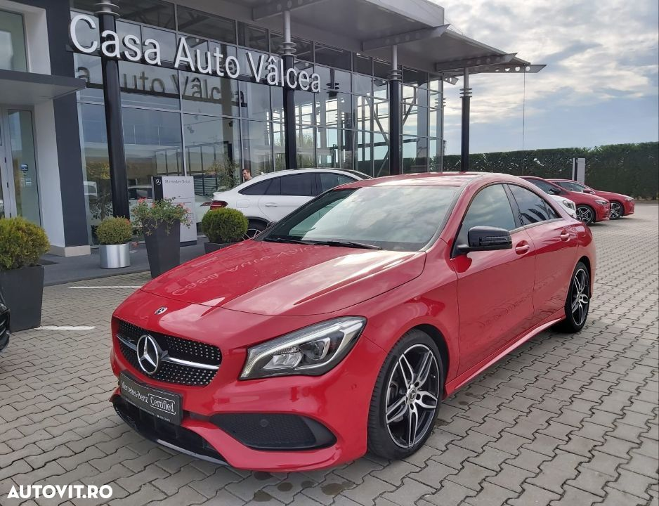 Mercedes-Benz CLA - 1
