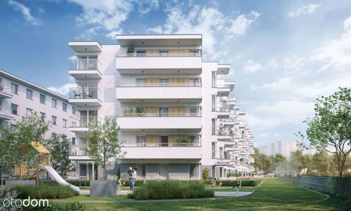 Nowe mieszkanie Hetmańska Invest M57