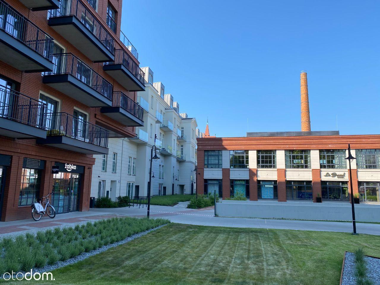 Mieszkanie Inwestycyjne   Grube Ściany   Balkon