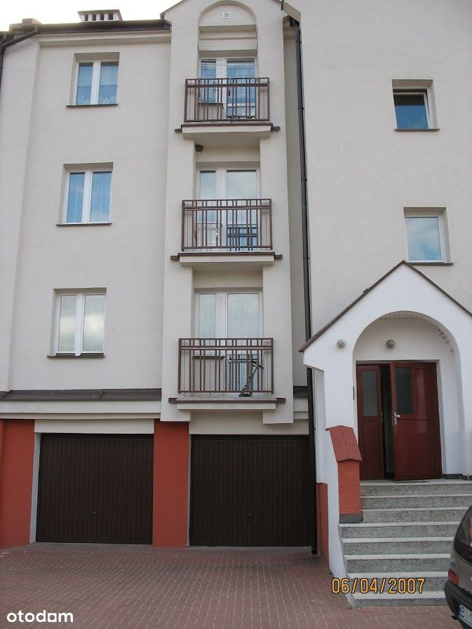 3 pokojowe mieszkanie - Nowe Miasto (ul.Zachodnia)