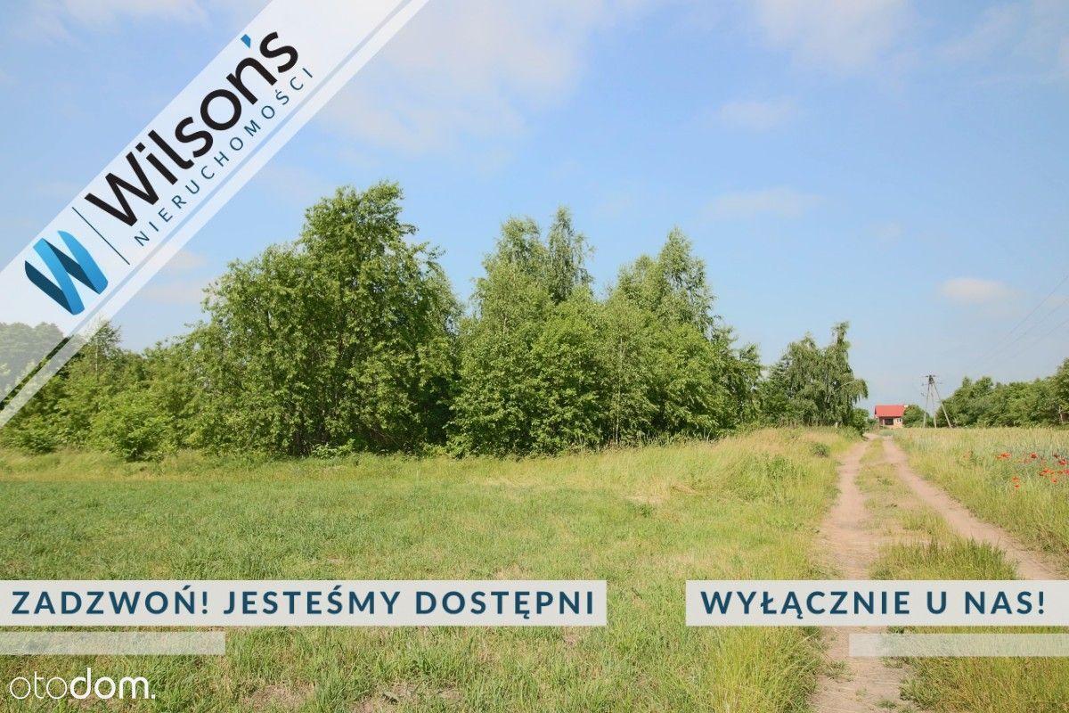 Działka budowlana 2300 m2, Nasielsk- uzbrojona