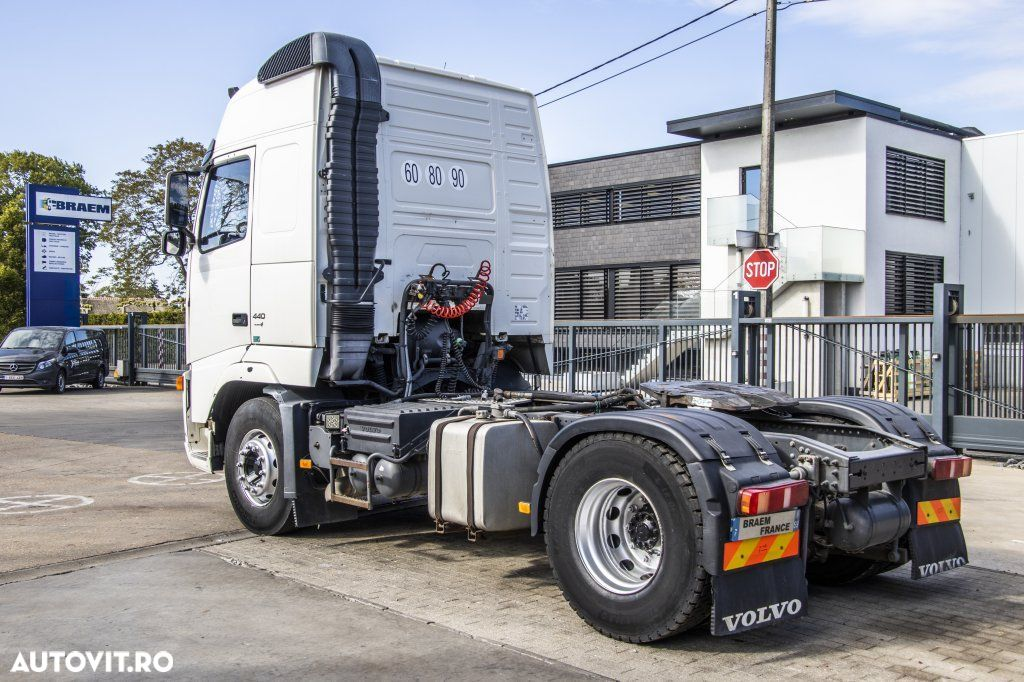 Volvo FH 440+ INTARDER + KIPHYDR. - 5