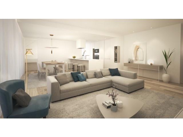 Apartamentos - T4 - em construção - à Prelada