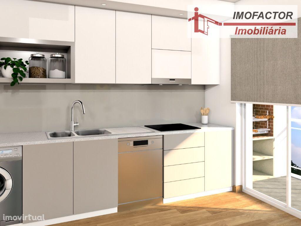 Apartamento Novo T3 com 2 Parqueamentos - Castelo Branco