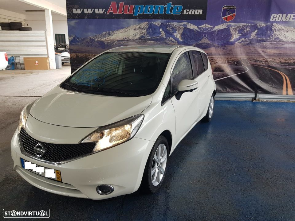 Nissan Note 1.5 dCi Acenta 360 - 10