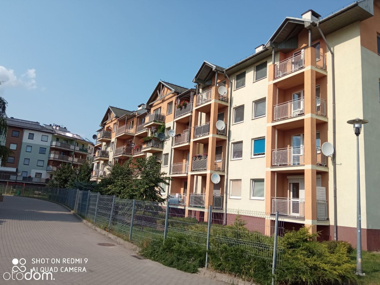 Mieszkanie 2-pok. 47,43m2, Fordon, BEZ POŚREDNIKÓW