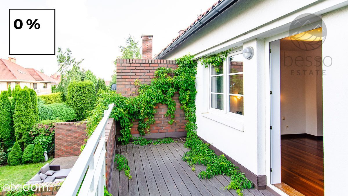 """Dom z ogrodem, na przepięknym osiedlu """"Konstancja"""""""