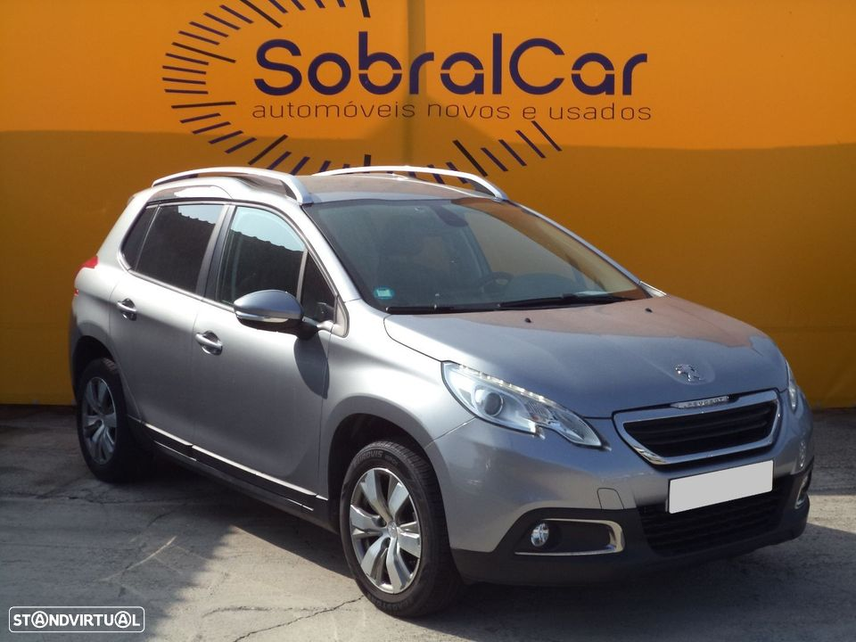 Peugeot 2008 Active 1.4 HDi 68 - 3