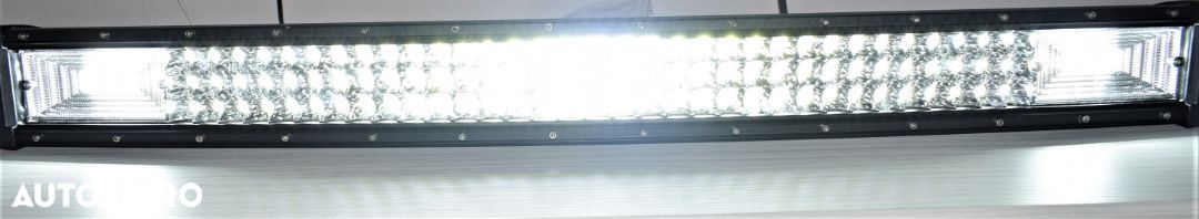 Led Bar 405 W, 81 cm, curbat - 7
