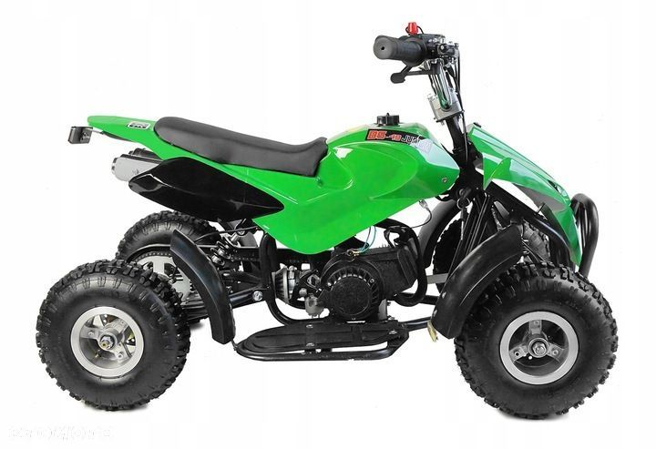 Bashan  Mini Quad ATV 49cc Junior Alufelgi DWUSUW 2T Tax Free - 4