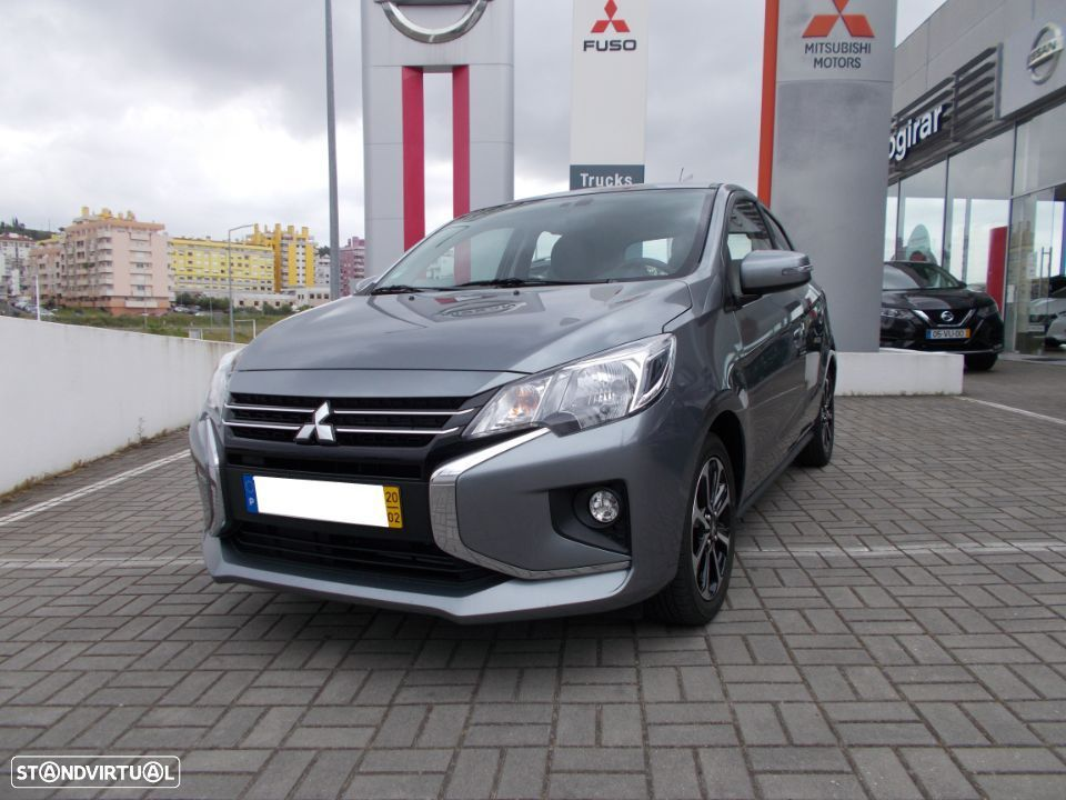 Mitsubishi Space Star 1.2 Intense Connect Edition - 1