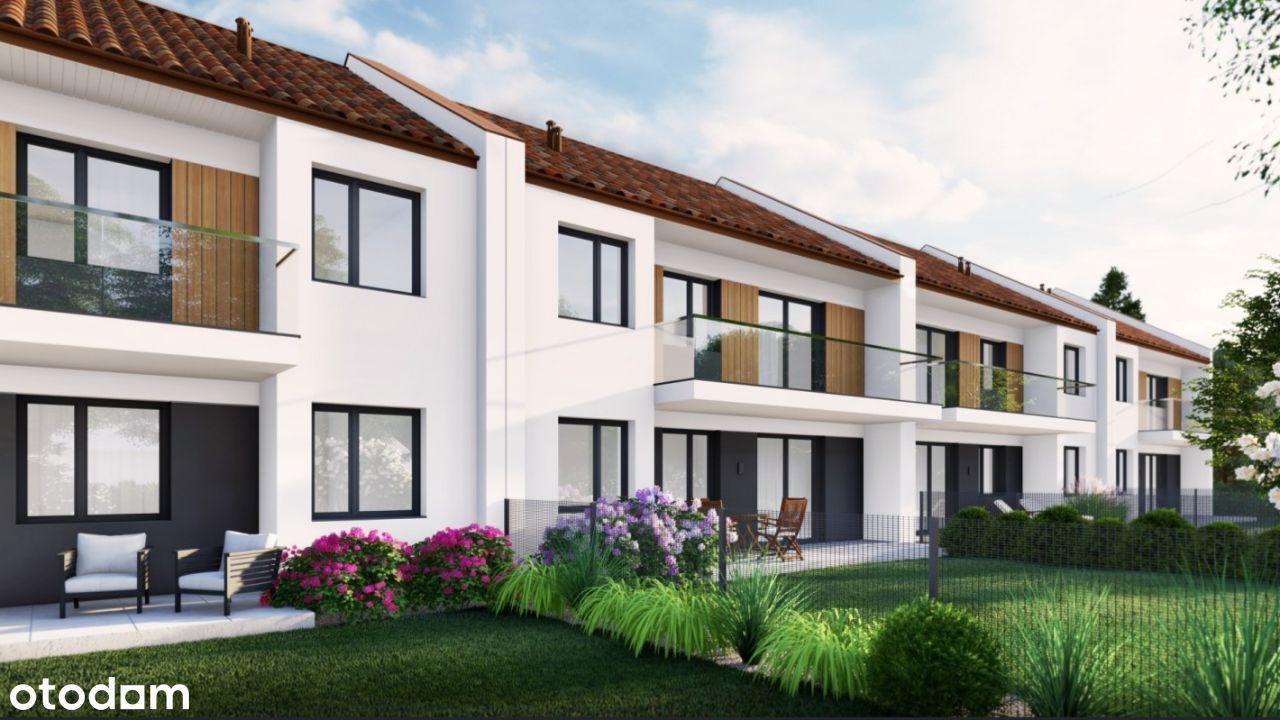 Nowe Mieszkania na Sprzedaż z ogródkiem