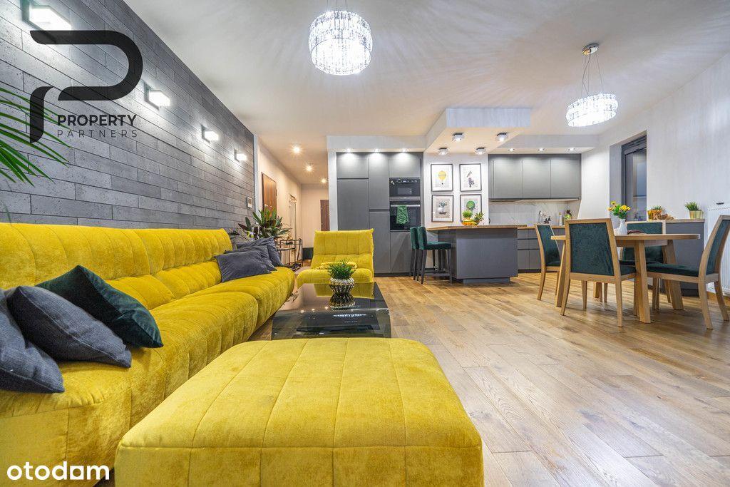 Luksusowy apartament z widokiem na Wisłę | Eng