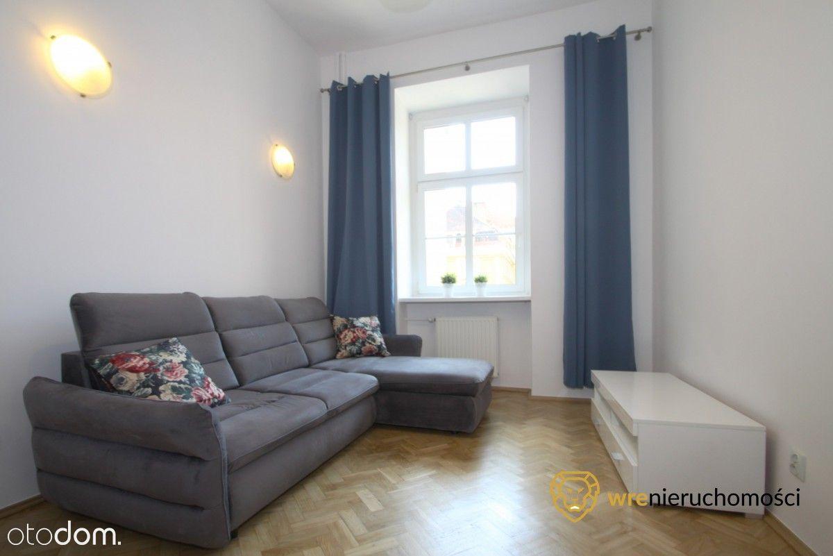 Apartament przy ulicy Świdnickiej