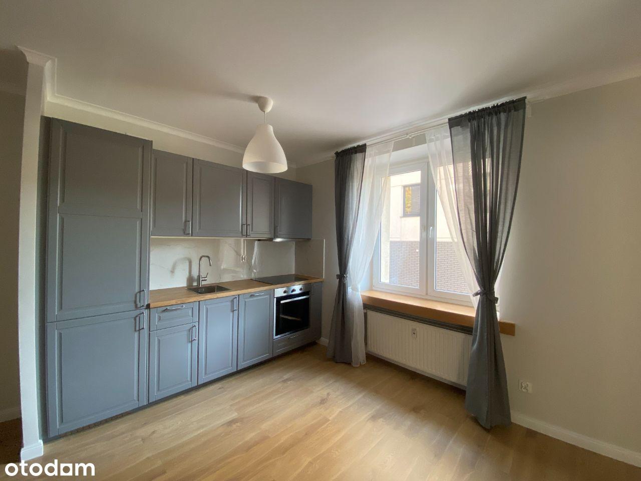 2-pokojowe mieszkanie po generalnym remoncie