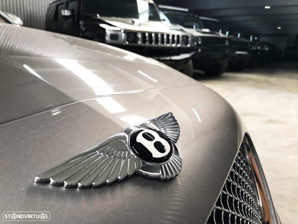 Bentley Continental Flying Spur 5 Lugares 6.0L W12 - 52