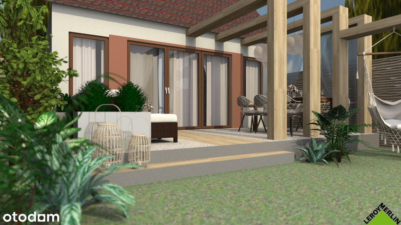 Ostatni dom w tej cenie! 4 duże pokoje z ogrodem