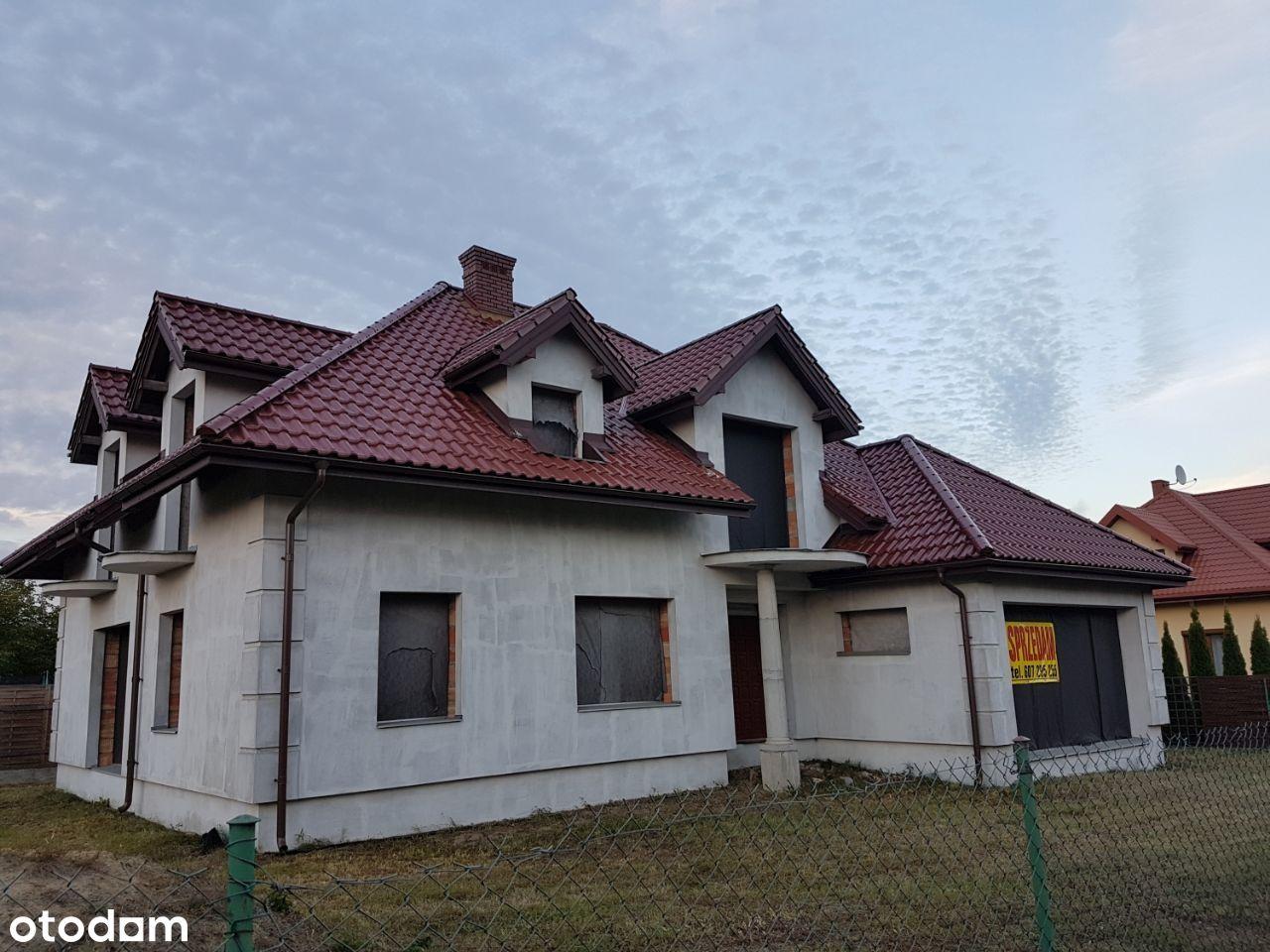 Nowy dom wolnostojący w Pułtusku, ul. Śniegockiego