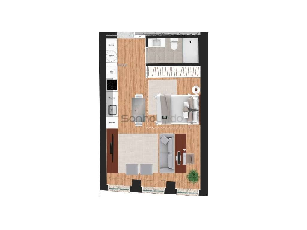 Apartamento para comprar, Campanhã, Porto - Foto 6