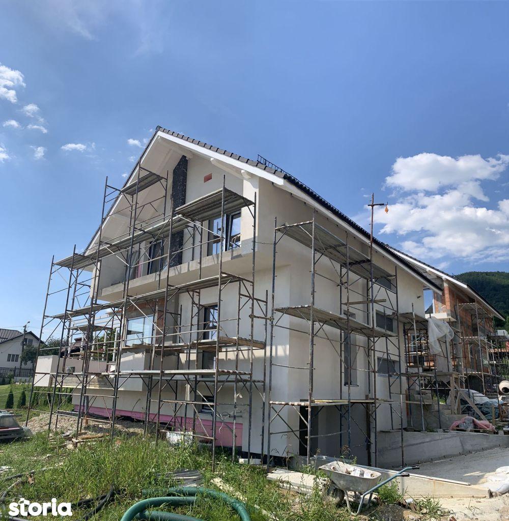 Casa deosebita cu 4 camere finisata  la 185.000