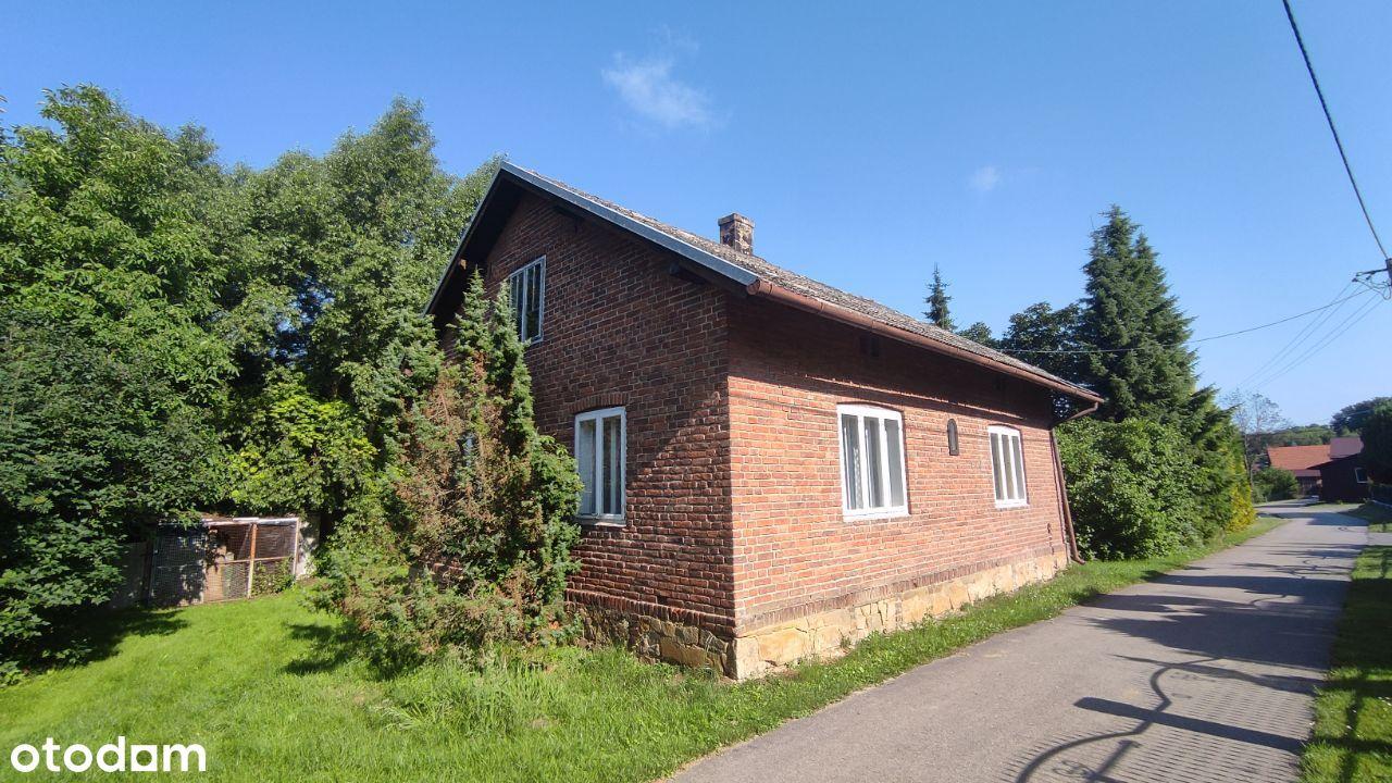 Albigowa dom murowany parterowy