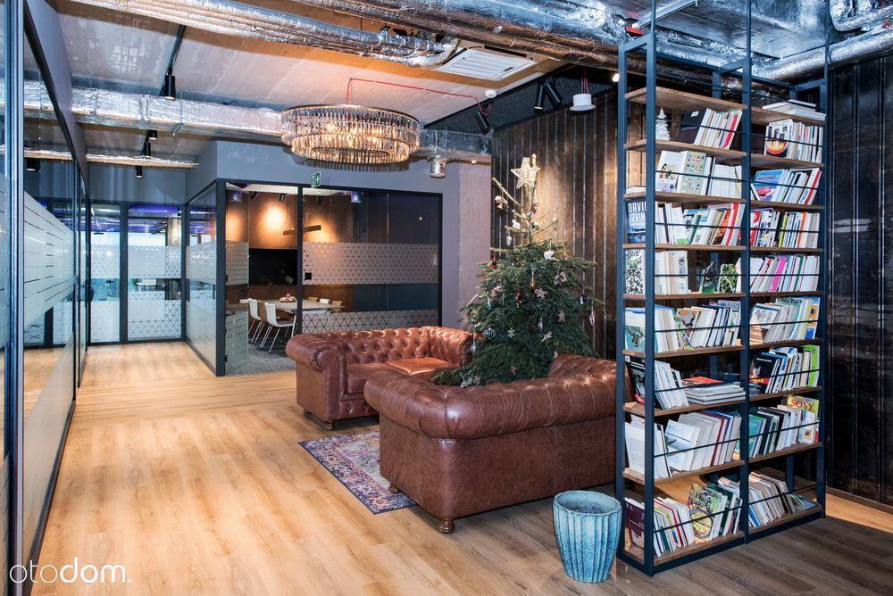 Eleganckie biuro dla 4-5 osób  elastyczna umowa 