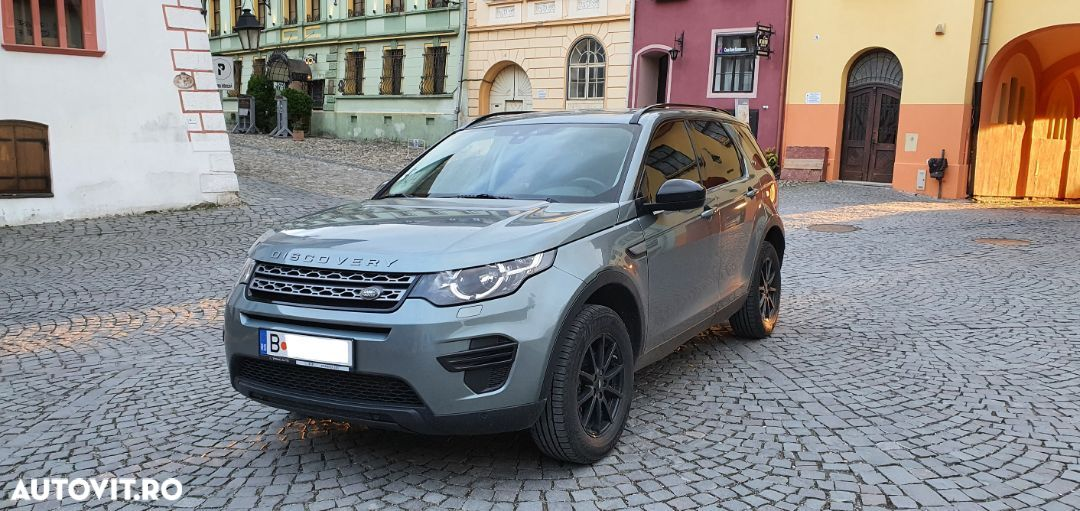 Land Rover Discovery Sport 2.2 - 8