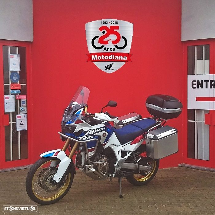 Honda Africa Twin CRF1000 BIG TANK DCT - 1