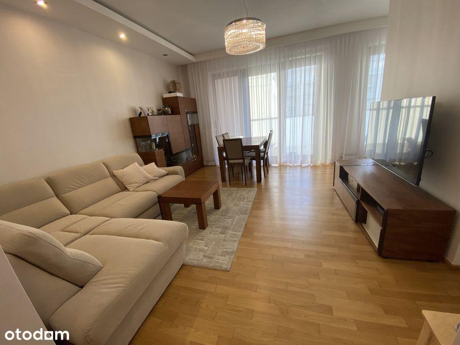 Żoliborz-80m2-3 pokoje-garaż-wysoki standard