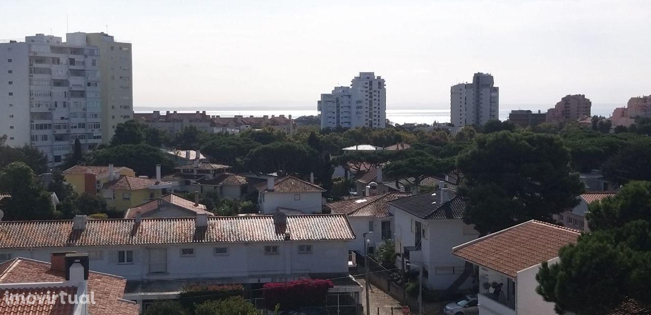 T1 Bairro do Rosário - Cascais - Vista Frontal de Mar