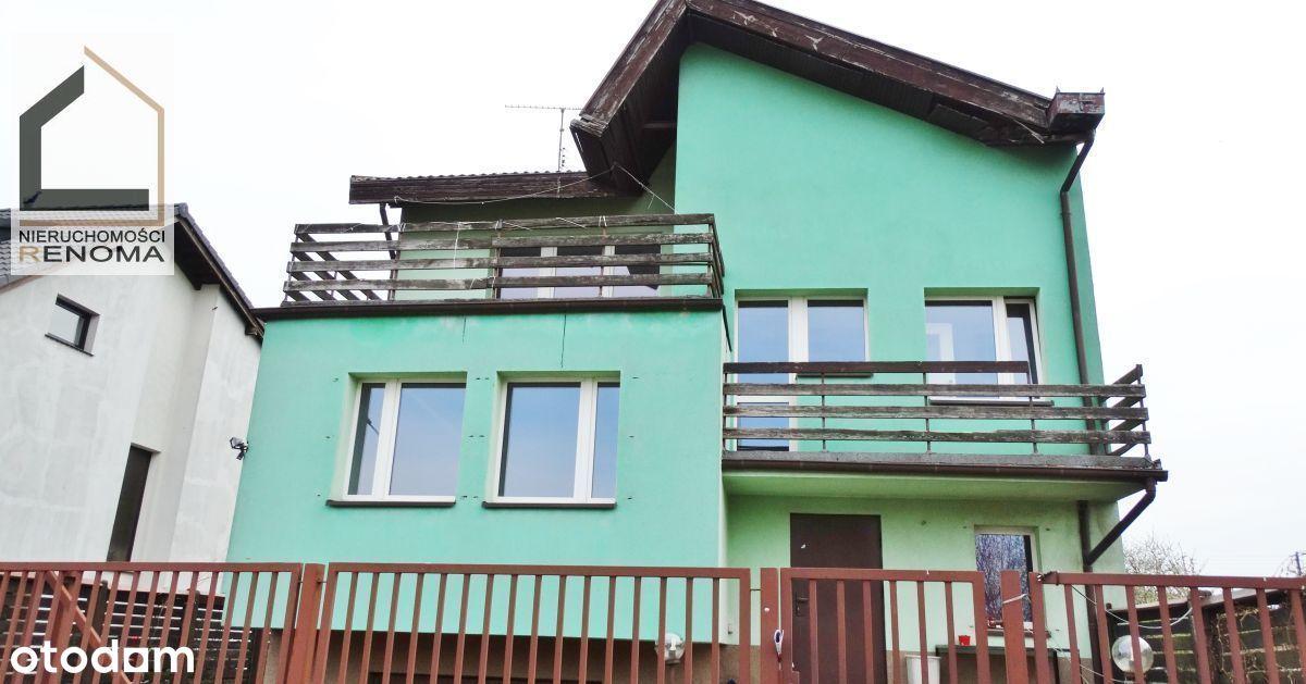 Polecam trzy domy z niezależnymi wejściami na Ławi