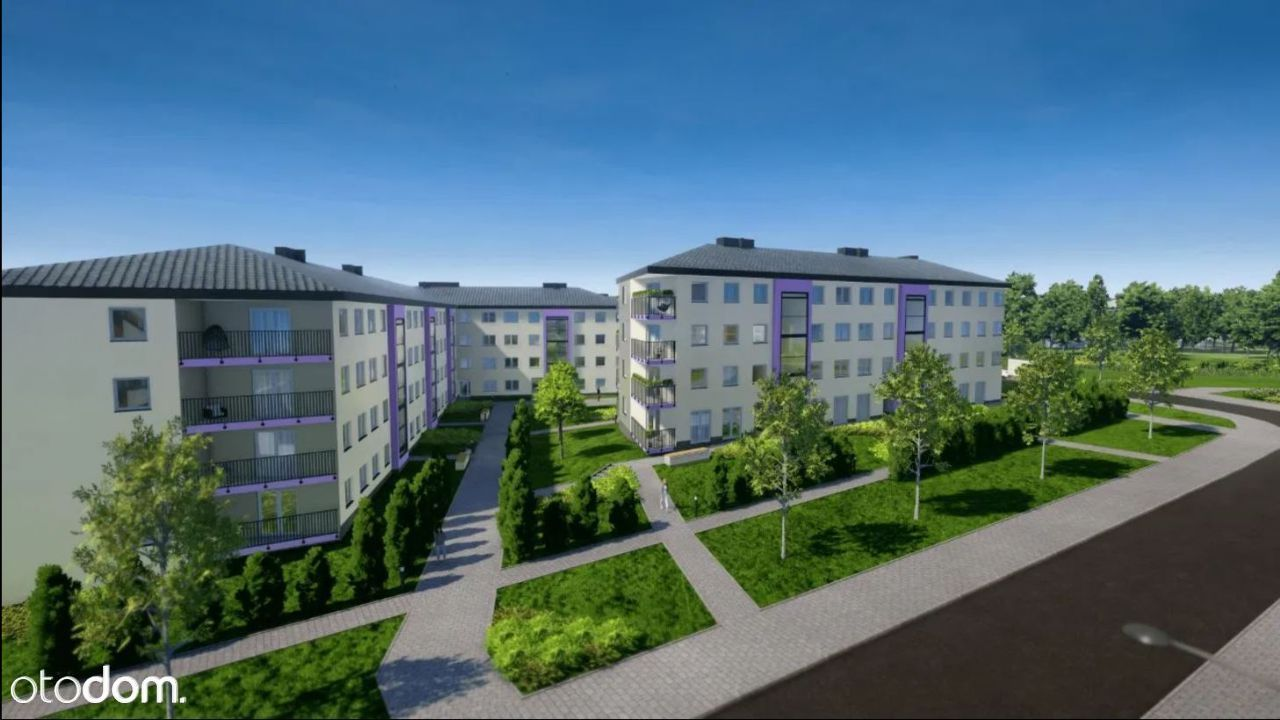 Mieszkanie z dopłatą do czynszu | M A5/54