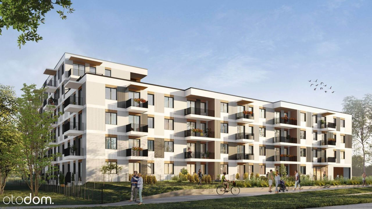 3-pok Apartament Bliski Marcelin 1A21