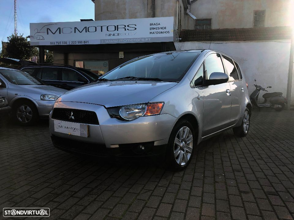 Mitsubishi Colt 1.3 Instyle ClearTec - 1