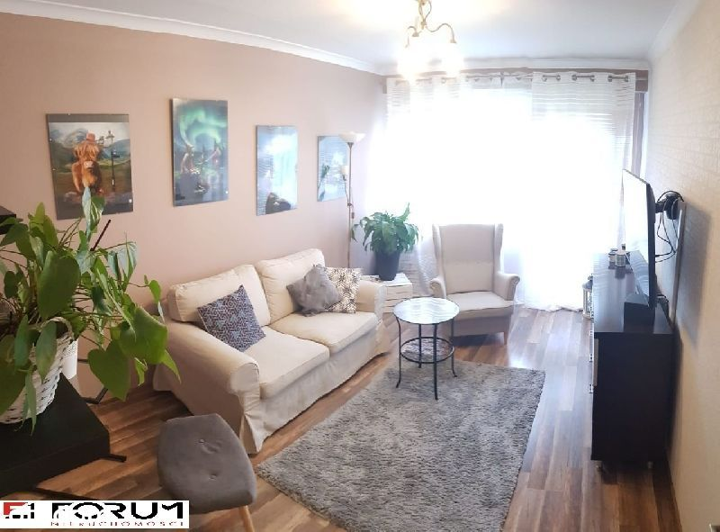 Mieszkanie, 52 m², Toruń