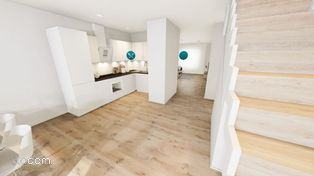 2-poziomowe mieszkanie Wieliczka 95,17m2