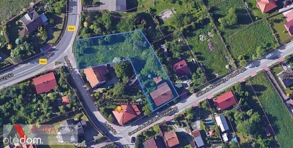Działka, 1 839 m², Wieliczka