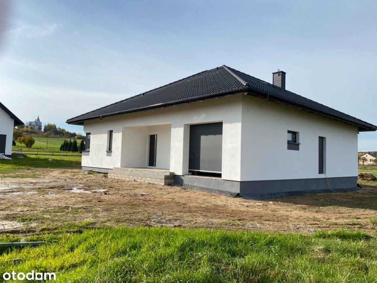 Nowoczesny Dom Parterowy Chełmce Miedziana Góra