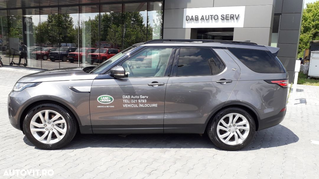 Land Rover Discovery 2.0 - 3