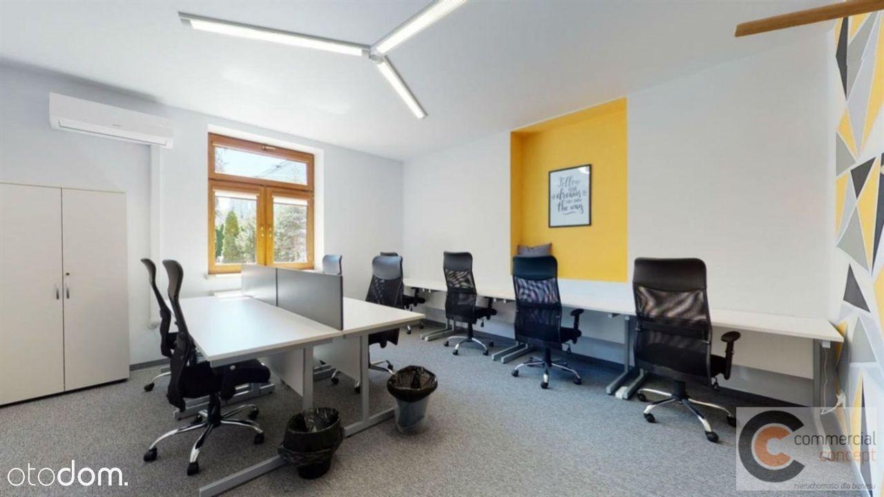 W pełni wyposażony budynek biurowy