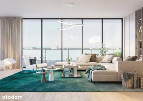 Apartament nad morzem- balkon 54,40 m²/ strefa SPA